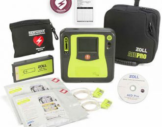 Zoll AED Plus Pro Package
